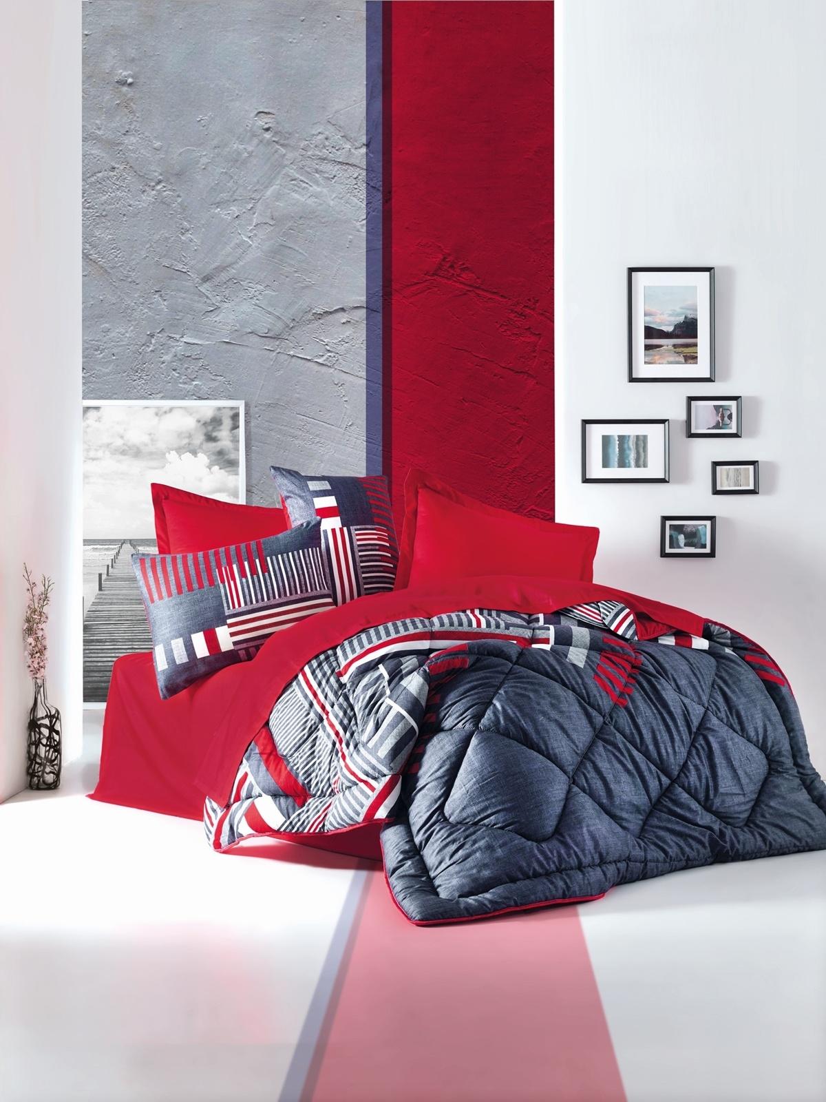 Standart Cotton Box Çift Kişilik Pamuk Saten Uyku Seti Roxy